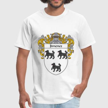 jimenez_coat_of_arms_mantled - Men's T-Shirt