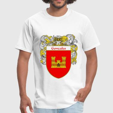 Gonzales gonzales_coat_of_arms_mantled - Men's T-Shirt
