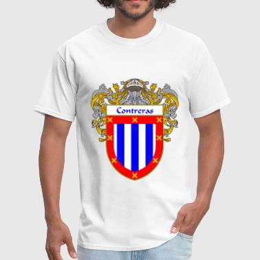 contreras_coat_of_arms_mantled - Men's T-Shirt