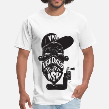 Vandalize vandals - Men's T-Shirt