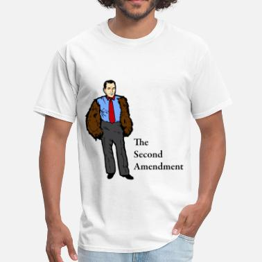 Arms The Right to Bear Arms - Men's T-Shirt