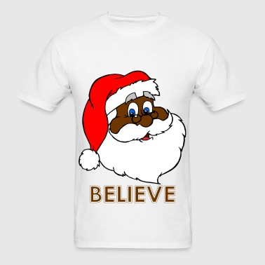 Black Santa - Men's T-Shirt
