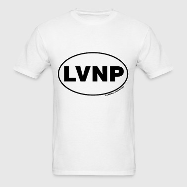 LVNP Lassen Volcanic National Park - Men's T-Shirt