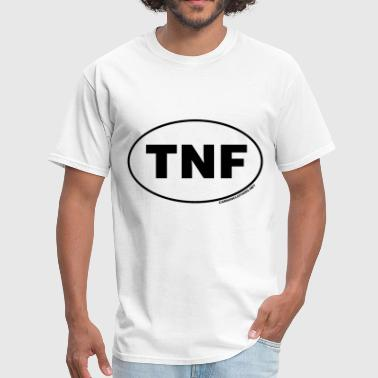 TNF Talladega National Forest - Men's T-Shirt
