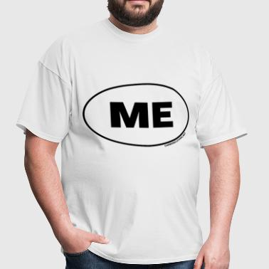 ME Maine - Men's T-Shirt