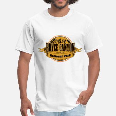 Bryce Bryce Canyon National Park - Men's T-Shirt