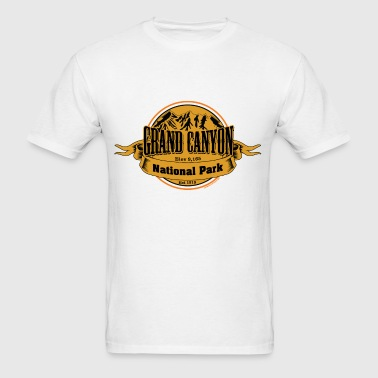 Grand Canyon National Park - Men's T-Shirt