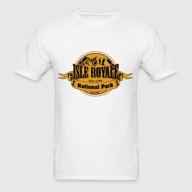 Isle Royale National Park - Men's T-Shirt