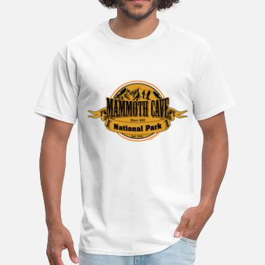 Mammoth Mountain Mammoth Cave National Park - Men's T-Shirt