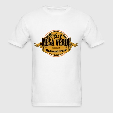 Mesa Verde National Park - Men's T-Shirt