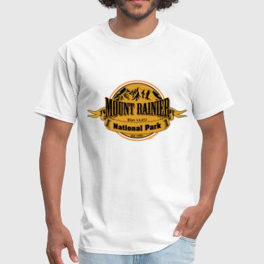 Mount Rainier National Park - Men's T-Shirt