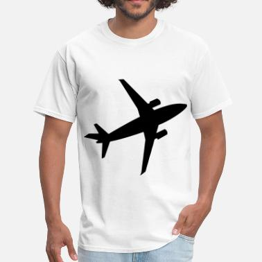 Airplane Engine Airplane - Men's T-Shirt