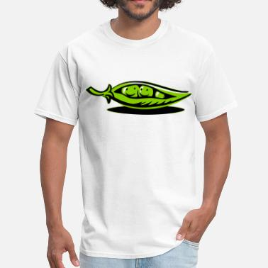 Peas Two Peas In A Pod - Men's T-Shirt