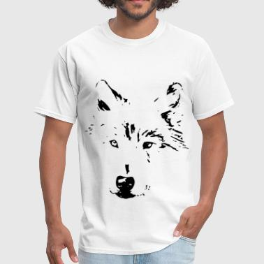 Timber Wolf Wolf - Men's T-Shirt