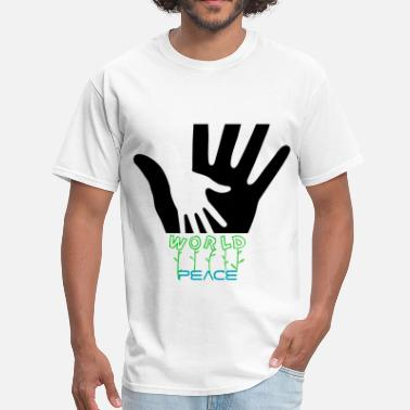 Human Rights Peace - Men's T-Shirt