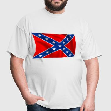 Confederate Naval Jack - Men's T-Shirt
