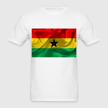 Ghana flag - Men's T-Shirt