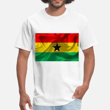 Flag Ghana Ghana flag - Men's T-Shirt