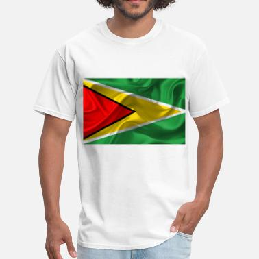Guyana Guyana flag - Men's T-Shirt