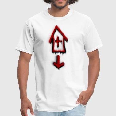 Left 4 Dead 2 Safe House Below (Left 4 Dead) - Men's T-Shirt