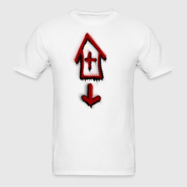 Safe House Below (Left 4 Dead) - Men's T-Shirt
