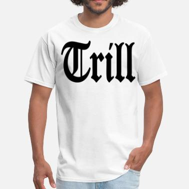 Red Trill Trill - stayflyclothing.com - Men's T-Shirt