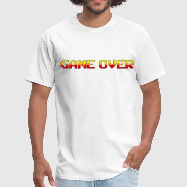 Game Of Throne Game Over - Men's T-Shirt