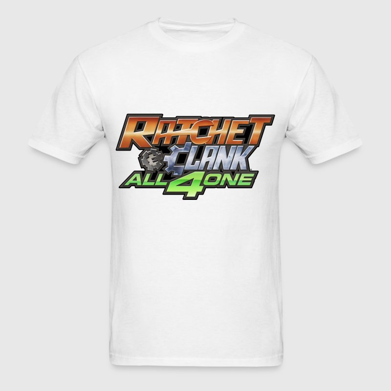 Ratchet & Clank A4O t-shirt - Men's T-Shirt