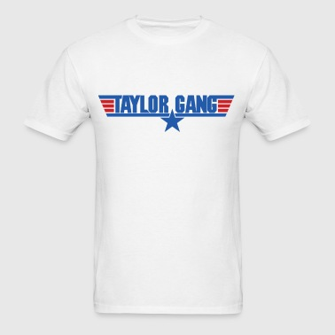 taylor_gang_wing - Men's T-Shirt