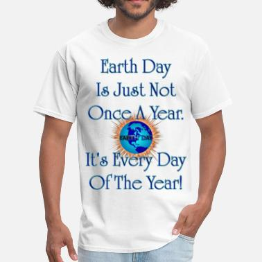 Earth Day Kids Earth Day Every Day Men's T-Shirt - Men's T-Shirt