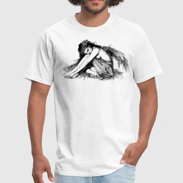 Sad Angel angel - Men's T-Shirt
