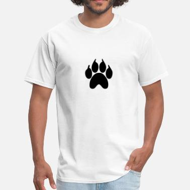 Tiger Paw paw - Men's T-Shirt