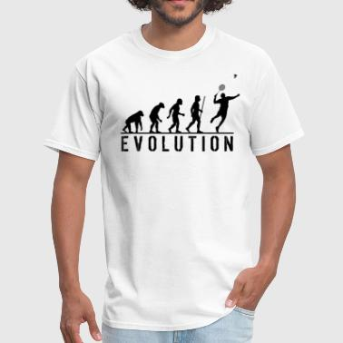 Shuttlecock Evolution Badminton - Men's T-Shirt