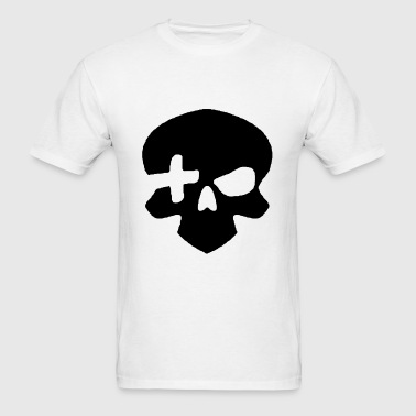 Skull plusSkull plus Mccree Overwatch - Men's T-Shirt