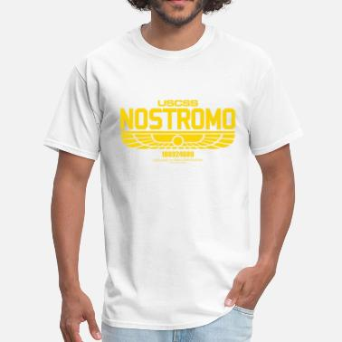 Aliens Movie Nostromo USCSS NostromoUSCSS Nostromo Alien - Men's T-Shirt