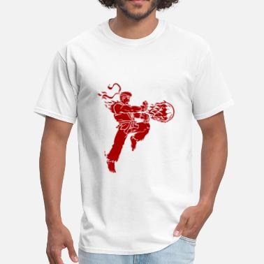 Street Fighter Ryu Hadouken Ryu Hadoken - Men's T-Shirt