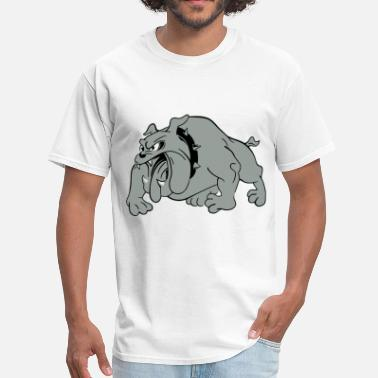 English Bulldog Bull Dog - Men's T-Shirt