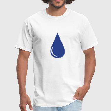 Water Sports Water Droplet - Men's T-Shirt