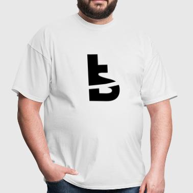 LAUGH AT MY TSHIRTS LOGO - Men's T-Shirt