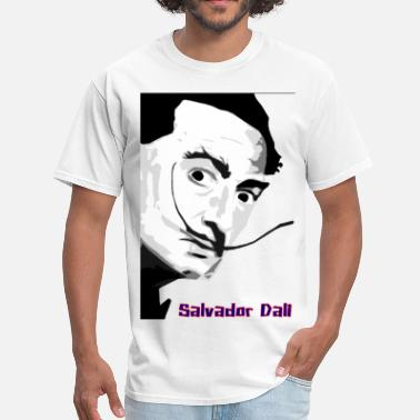 Dali Dali - Men's T-Shirt