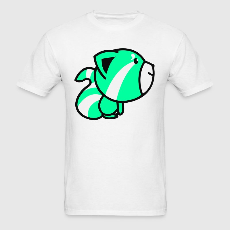 Kiss Land  - Men's T-Shirt