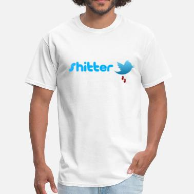 Phenomenon Twitter Satire Design - Men's T-Shirt