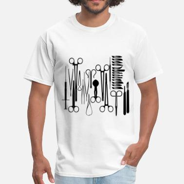 Surgical Technologist Surgical Tools - Men's T-Shirt