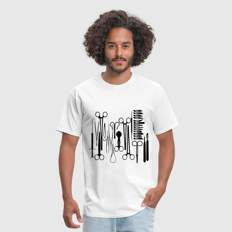 Surgical Tools - Men's T-Shirt