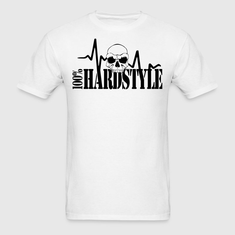 100% Hardstyle - Men's T-Shirt