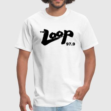 The Loop 97 9 Illinois Radio - Men's T-Shirt