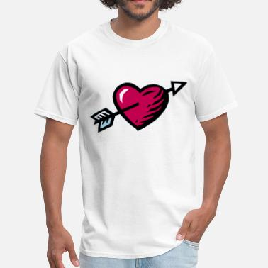 Cupid Heart - Men's T-Shirt
