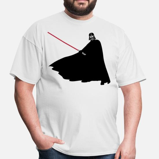 c8dbf7a3 Darth Vader Silhouette Men's T-Shirt | Spreadshirt