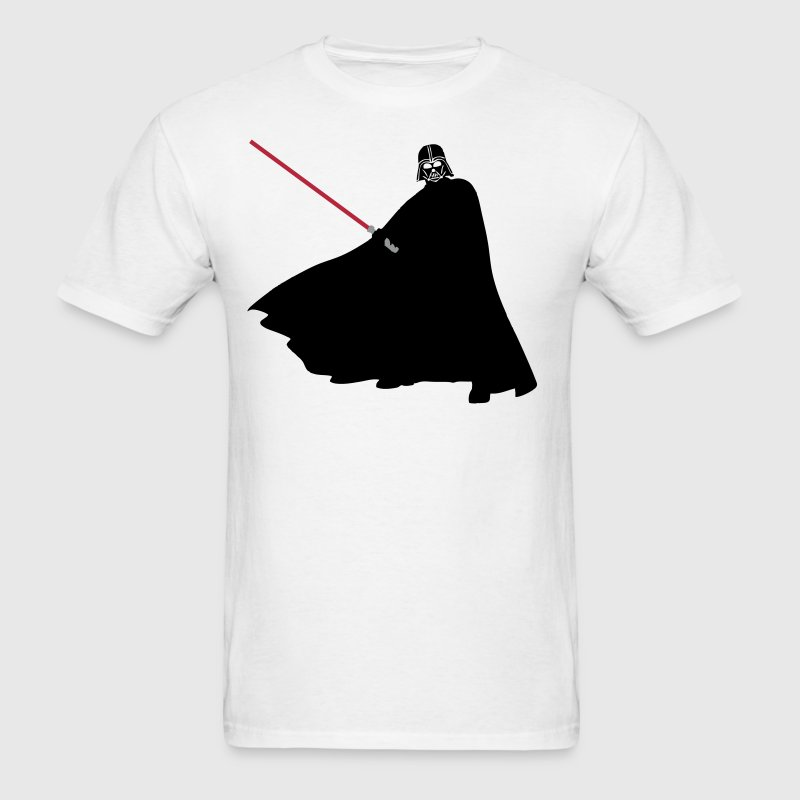 Darth Vader Silhouette - Men's T-Shirt