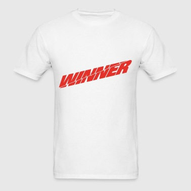 YG WINNER - Red - Men's T-Shirt